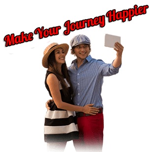Make Your journey Happier